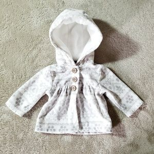 Carters Newborn Soft Fleeve Hoodie Fall/Winter